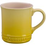 Le Creuset Soleil Yellow Enameled Stoneware 12 Ounce Mug