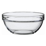 Luminarc Glass 7.75 Inch Stackable Round Bowl