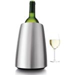 Vacu Vin Elegant Stainless Steel Rapid Ice Wine Cooler