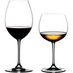 Riedel Vinum XL 4 Piece Syrah/Shiraz and Chardonnay/Montrachet Set