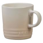 Le Creuset Meringue Stoneware 3.5 Ounce Petite Espresso Mug