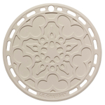 Le Creuset Meringue Silicone 8 Inch French Trivet