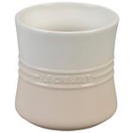 Le Creuset Meringue Stoneware 2.75 Quart Utensil Crock