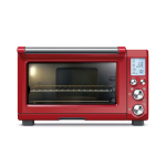 Breville Cranberry Smart Oven Pro Toaster Oven