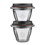 Vitamix Extra 8 Ounce Blending Bowl Accessory for Ascent Series, Set of 2