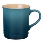 Le Creuset Marine Enameled Stoneware 12 Ounce Mug