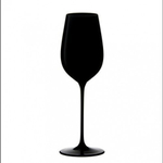 Riedel Sommeliers Black and Red Riesling Grand Cru Wine Glass, 10 Ounce