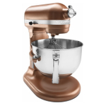 KitchenAid KP26M1XCE Professional 600 Series Copper Pearl 6 Quart Bowl Lift Stand Mixer