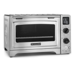KitchenAid KCO273SS Convection Bake Stainless Steel 12 Inch Digital Countertop Oven