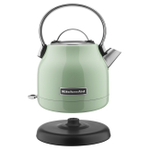 KitchenAid KEK1222PT Pistachio Stainless Steel 1.25 Liter Electric Kettle