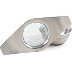 Stainless Steel Italian Espress Tea Mesh Strainer w/ Drip Cup