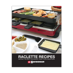 Swissmar Raclette Recipe Book