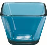 Anchor Hocking Rio Coastal Blue Glass 3.5 Inch Dessert Bowl