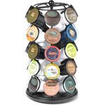 Nifty Home Products Black 35 K-Cup Tree Carousel