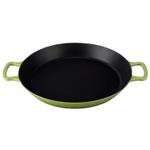 Le Creuset Palm Enameled Cast Iron 3.25 Quart Paella Pan