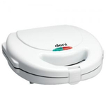 Deni White Arepa Maker in Gift Box