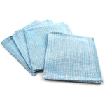 Park B. Smith Cortina Mineral Blue 100% Cotton Dinner Napkin, Set of 12