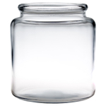Anchor Hocking Montana 3 Quart Round Glass Jar