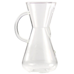 Chemex 3 Cup Glass Coffee Maker With Handle