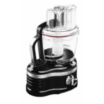 KitchenAid KFP1642OB ProLine 16 Cup Onyx Black Food Processor with ExactSlice System