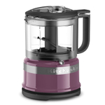 KitchenAid KFC3516BY Boysenberry 3.5 Cup Mini Food Processor
