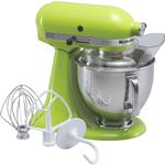 KitchenAid KSM150PSGA  Artisan Series Green Apple 5 Quart Tilt Head Stand Mixer