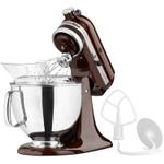 KitchenAid KSM150PSES Artisan Series Espresso 5 Quart Tilt Head Stand Mixer