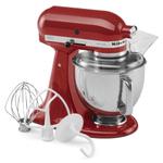KitchenAid KSM150PSER  Artisan Series Empire Red Stand Mixer KSM150