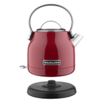 KitchenAid KEK1222ER Empire Red Stainless Steel 1.25 Liter Electric Kettle
