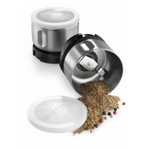 KitchenAid BCGSGA 2 Piece Stainless Steel Spice Grinder Accessory Kit