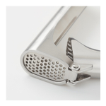 Rosle Stainless Steel Garlic Press with Detachable Scraper