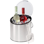 OGGI Stainless Steel Double Wall 4 Quart Ice and Wine Bucket
