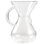 Chemex Glass Coffee Maker With Handle, 30 Ounce