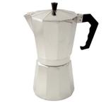 12 Cup Aluminum Moka Espresso Maker