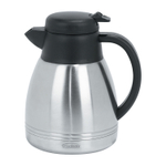 Trudeau Lyra Stainless Steel Vacuum Insulated 34 Ounce Carafe