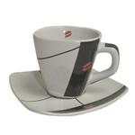 X'sLips Espresso Demitasse 12pc Set