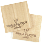 "Fire & Flavor Maple 6"" Mini Grilling Plank, Set of 2"