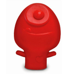 Talisman Designs Yolk Hero Red Silicone Egg Separator