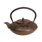 Joyce Chen Brown Cast Iron Year of the Boar Tetsubin, 18 Ounce