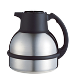 Zojirushi Stainless Steel Coffee Server with Brew Thru Lid, 62 Ounce