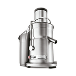 Breville Die-Cast Steel Juice Fountain Elite with Free 30 Count Pulp Container Bags
