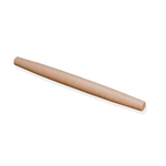 J.K. Adams Maple French Rolling Pin with 11.6 x 16.5 Inch Baking Mat