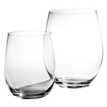 Riedel O Stemless Cabernet/Viognier 8 Piece Wine Glass Set