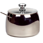 RSVP Endurance Stainless Steel Sugar Bowl
