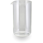 BonJour Universal French Press Replacement Glass Carafe, 8 Cup