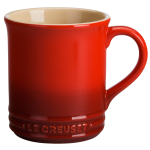 Le Creuset Cherry Enameled Stoneware 12 Ounce Mug