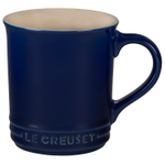 Le Creuset Indigo Enameled Stoneware 12 Ounce Mug
