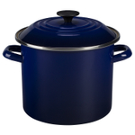 Le Creuset Indigo Enamel on Steel 8 Quart Stockpot