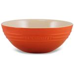 Le Creuset Flame Stoneware 3.1 Quart Multi Bowl