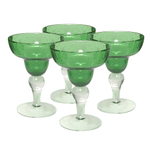 Artland Iris Green 8 Ounce Margarita Glass